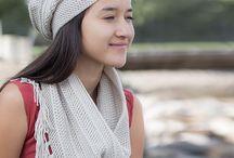 Slouchy hat crochet