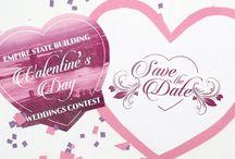 2017 Valentine's Day Weddings Contest