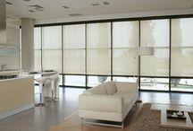 Bandalux cortinas enrollables / cortinas enrollable bandalux. sistemas a manual a cadena, manivela o a motor