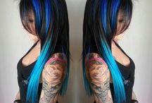 haircolor / by Rut Rosa