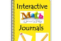 Interactive Math Notebooks: Problem Solving CCSS Grades 1-5 / Interactive Math Notebooks: Problem Solving. Interactive Math Notebooks for lower and upper elementary (primary) grades. These resources are filled with interactive math problem solving cards (or exit-slips), and higher-level thinking questions. When used together, students really delve deeply into each math concept, bringing their understanding of the concepts to a new level.  This product will change your way of thinking and teaching math problem solving.