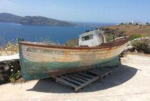 Estilo Santorini / Decoración, colores, diseño,costumbres, formas