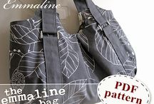 My ePatterns / by Emmaline Bags & Patterns