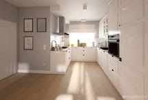 Minimal Kitchen Designs