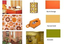 1960s colours for mum