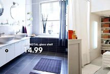 Bathroom Remodel Ideas / by Rebecca Kuhlmann