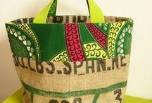 Couture : sacs et pochettes