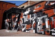 World of Urban Art : CLEMENS BEHR  [Germany]