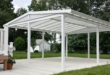 Pergolas & Freestanding Covers / Pergolas can cover a pathway and define a walking space, or can cover a patio or entertaining space outdoors. With BrightCovers™ the current structure can remain in place, creating greater usability of your space.