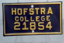 Hofstra Then & Now / A collection of photographs and memorabilia that reflects Hofstra's past and present history.