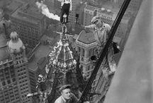 Historical and Contempary Photos