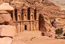 Una delle sette meraviglie del mondo, Petra