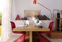 Home Office / by Emily Arthurs
