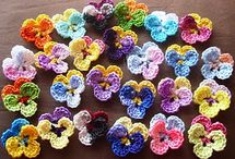Crochet Flowers / by Crochetville