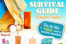 Summer Survival Guide Contest / by Spa Week