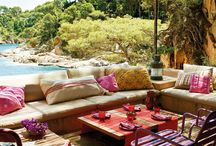 Outdoor living / Outdoor living