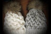 шапки снуды шарфы