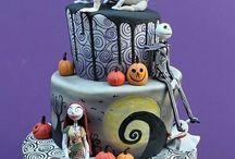 Halloween cake ideas
