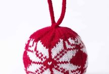 Polly / Xmas knits