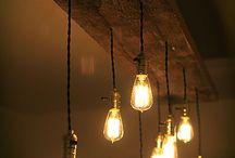 Obývák svetlo
