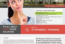 Real Estates / Details of top real estates in India