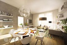Czech Republic properties / Contemporary Czech Republic - it is elegant apartments and houses, which combine respect for the architectural traditions and modern comfort.