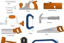 Woodwork tools