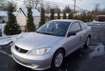 2005 Honda Civic - $4,000 / Make:  Honda Model:  Civic Year:  2005  Exterior Color: Silver Interior Color: Black Vehicle Condition: Good   Phone:  614-886-3403   For More Info Visit: http://UnitedCarExchange.com/a1/2005-Honda-Civic-765615262383