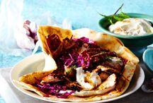 Orient-Küche / Leckere Köstlichkeiten orientalischer Herkunft. Von Baklava bis Shawarma!