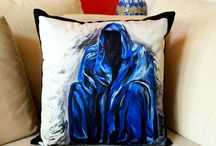 EINSTEIN CASA / Home & Fashion line. Pillows, T-shirts, bags, notebooks, socks and more...