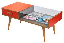 Furniture / Retro, scandinavian and refurbished furniture