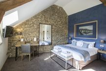 Beautiful bedrooms - Relais du Silence