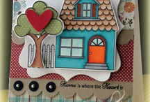 House cards & tags / by Debi Pursley