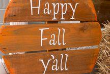 It's Fall Yall / by Kim Romans