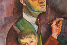 Art Expr Conrad Felixmuller