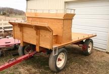 Horse/ Gear/ Cart