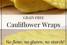 cauliflower wraps
