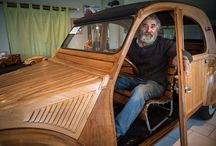 History on Wheels | Istoria pe roţi