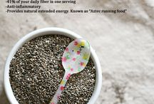 Chia Seed Recipe / by Tina Serafini