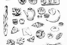 illustration / illustration / drawing / doodle / artwork