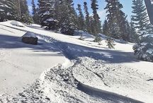 Skiing and Riding in Tahoe
