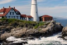 Lighthouses Around the World / I love lighthouses!