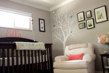 Baby nursery / by Alicia Arrington