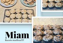 Family friendly recipes / Recettes approuvé par les enfants / Biscuits, cookies