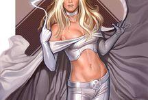 female comic characters
