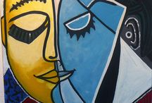 portret kubisme