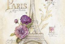 Decoupage Párizs
