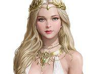 Fantasy Characters