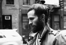 Grooming / Men's grooming products and hair styling / by Gavin Herrington