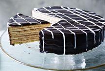 Desserts from around the world